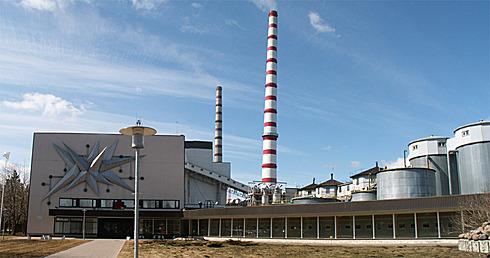 Реконструкция помещений на втором этаже станции очистки №2 EE Eesti Elektrijaam - Auvere küla.