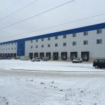 Строительство производственного здания Febparts OÜ - Kadastiku tn.23a, 23b, 25a, Нарва.