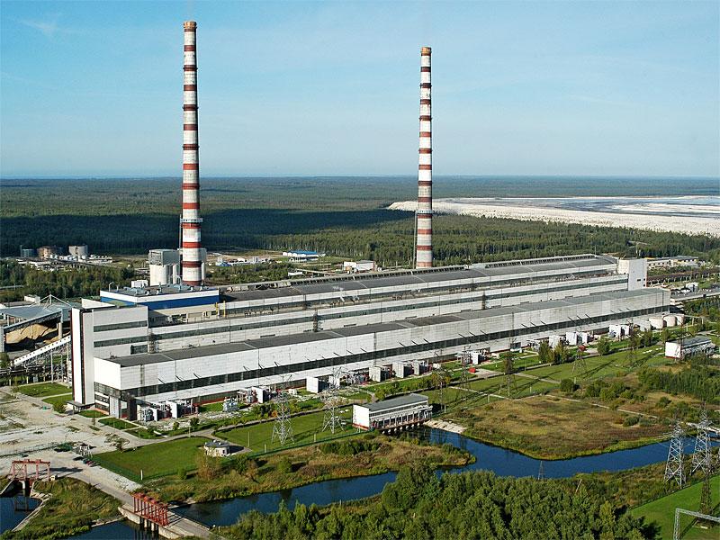 Реновация помещений для обслуживающего персонала турбинного цеха  Enefit-280 - Auvere küla.